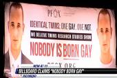 Anti-gay billboard causes major controversy