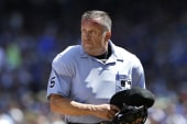 First MLB umpire comes out