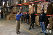 Jindal shoots hoops and Christie busts a move