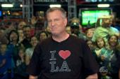 De Blasio sings 'I love LA,' Biden hits...