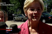 Elizabeth Warren saved by the bell