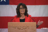 Sarah Palin on the 'disaster' of immigration