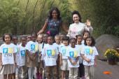 First ladies Obama, Liyuan visit panda...