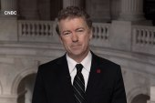 Rand Paul supports 'voluntary' vaccinations