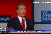Paul: Clinton can't be champion of women's...