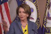 Pelosi fires back at leadership tenure...