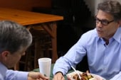 Rick Perry talks about his 'oops' moment