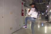 Mo'ne Davis on how to 'throw like a girl'