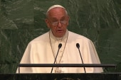 Pope: Right of environment exists