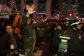 Sights and sounds of NYC Eric Garner protests