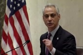 Emanuel: 'Respect is a two-way street'