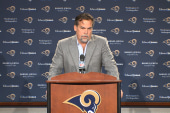 Rams coach dodges 'hands up' questions