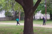 Raw video: Walter Scott shot by officer