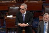 Harry Reid thanks Rand Paul on Senate floor
