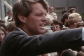 Robert Kennedy advocates for stricter gun...