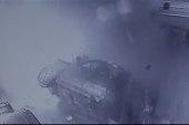 Violent MA car crash caught on camera