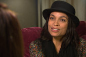 Rosario Dawson on the Selma anniversary