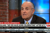 Giuliani: People did celebrate 9/11 attacks