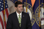 Ryan on refugee plan: 'Not a religious test'