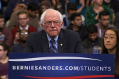 Sanders: Tax marijuana like tobacco, alcohol