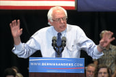 Bernie Sanders calls for a 'political...