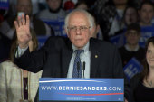 Full speech: Sanders addresses IA supporters