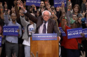Sanders: 'We will crush and destroy' ISIS