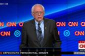 Sanders: Michigan gov. should resign