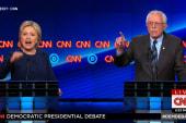 Sanders pushes transcript issue