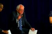 Sanders urges legal status for...
