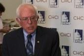 Sanders speaks on Clinton's TPP opposition