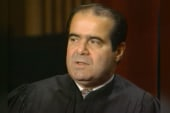 Antonin Scalia's swearing in ceremony
