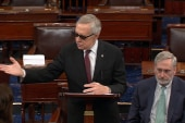A war of words between Reid and McConnell