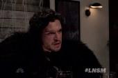 GOT's Jon Snow is a terrible dinner guest