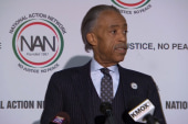 Sharpton: Politics shouldn't come ahead of...