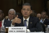 Sec. Shinseki is 'mad as hell'