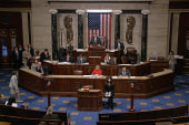 US House erupts into shouting, jeers