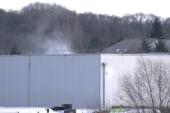 Smoke, gunfire reported in Dammartin-en-Goële