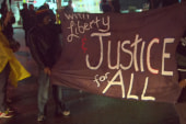 Hundreds march in St. Louis on Sunday night