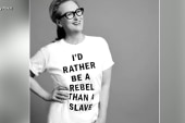 Film producers explain 'slave' T-shirt...
