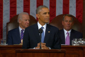 Obama's comeback to Republican jeers