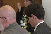 Accuser takes stand in NH school rape trial