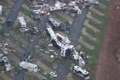 Tornado rips through RV park