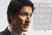 9 reasons people love Justin Trudeau