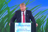 Donald Trump: 'I love Mexico'