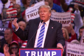 Trump: Sanders is 'going to take everything'