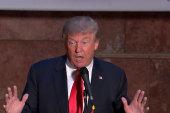 Trump hurls zingers at foes once again