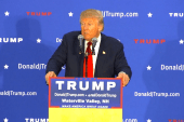 Trump takes question from young boy at NH...