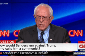 Sanders on how to beat Trump