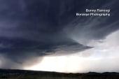 Stunning thunderstorm falls on SD town